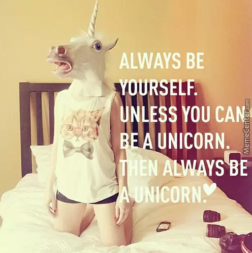 unicorn meme