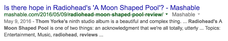 radiohead moon shaped pool review bad Google Search