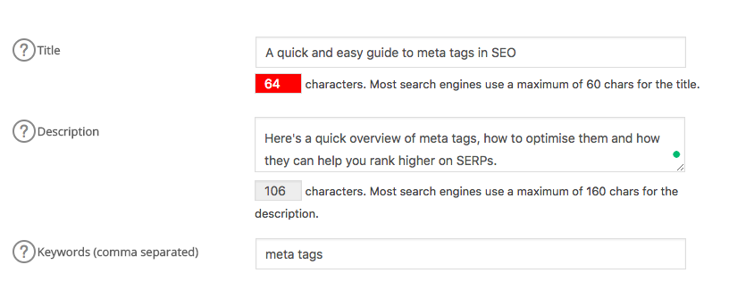 a quick and easy guide to meta tags in seo search engine watch rh searchenginewatch com meta tag seo guide Amazon Meta Tags