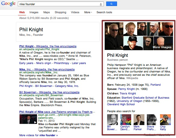 nike-founder-google-knowledge-graph