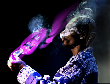 Snoop Dogg Yahoo Smoke