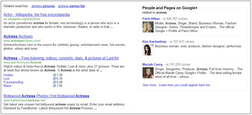 actress-google-search-plus-your-world