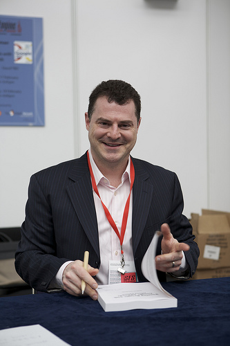 Andrew Goodman at SES London 2009.jpg