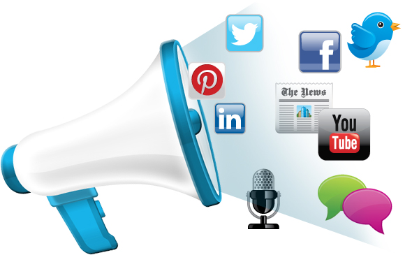 social-media-marketing-megaphone