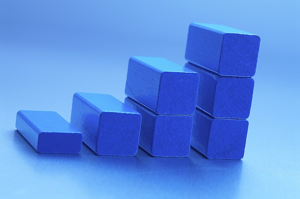 Blue Blocks